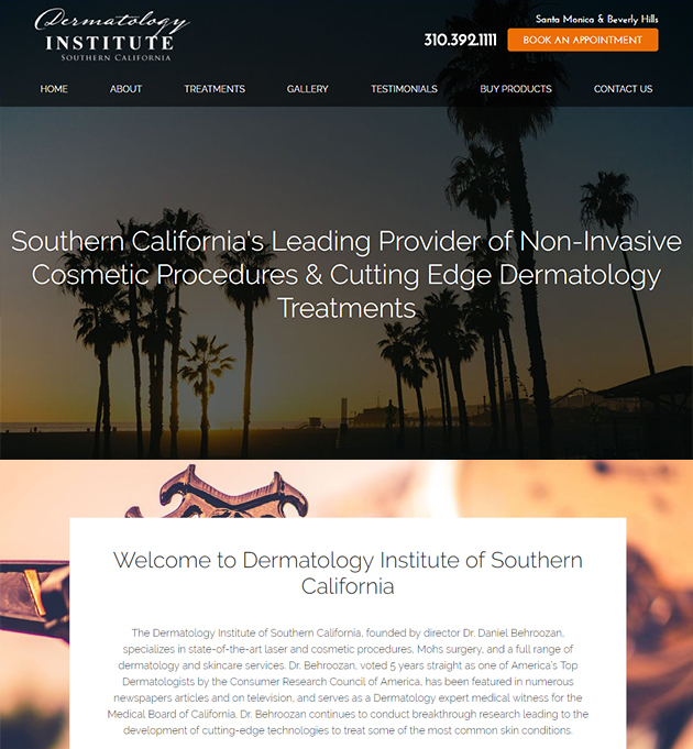 OUR WORK: welcome to site - dermsurgery.net