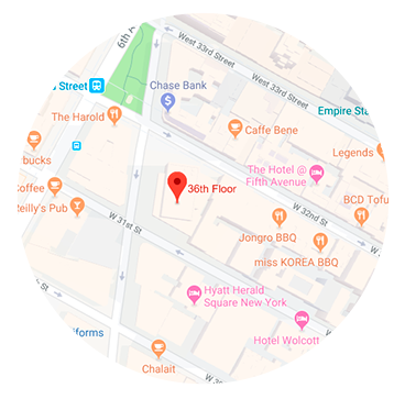 NEW YORK OFFICE - Google maps